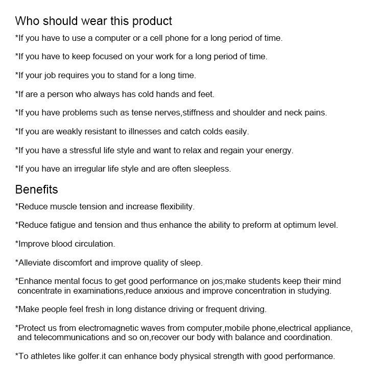 who wear