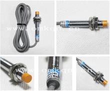 10PCS Proximity Switch Inductive Sensor DC6-36V 3Wire NC NPN DC 300mA Detection Distance 2mm M8 LJ8A3-2-Z/AX(China)