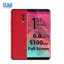 IN STOCK UMIDIGI S2 4G Smartphone 18:9 Full Screen Triple cameras Octa Core 5100mAh Android 6.0 4GB+64GB Long Standby Cellphone(China)