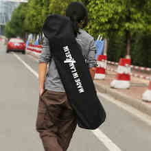 free shipping long board bag skateboard bag 108*33