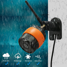 LEF 1.3MP Bullet IP Camera Outdoor Waterproof Security Camera WIFI CCTV Video Surveillance Camera IR Distance 30M(China)