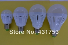 10pcs * 5730 LED Bulb E27 B22 110V or 220V indoor Lighting for home 5W 7W 9W 12W Led lights lamp aras LED Bombillas new products