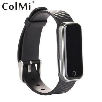Colmi VS501 Banda Bluetooth 4.0 Inteligente Pulsómetro Gimnasio Rastreador Pulsera Para iOS Android Teléfono