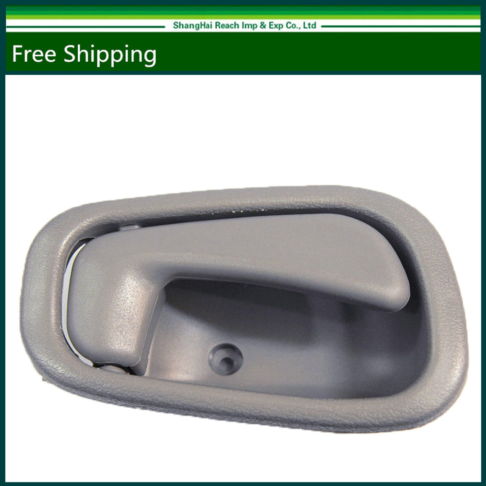 Toyota corolla verso vvti 2004 picture 73 of 110 side image - Wholesale New Interior Door Handle For Toyota Corolla Chevrolet Prizm Gray Right Rh Oe