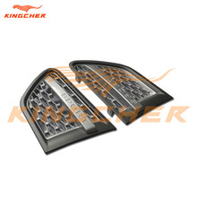 High quality Silver Gray side vent grille grill for Land Rover Range Rover Sport 2010 2011 2012
