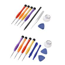 Buy 2 choces Cell Phones Opening Pry Mobile Phone Repair Tool Kit Screwdrivers Set iPhone Hand Tools Set for $2.77 in AliExpress store