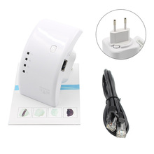 Wifi Booster Repeater Extender Range 300Mbps Wireless AP Router 802.11n EU Plug - L059 New hot