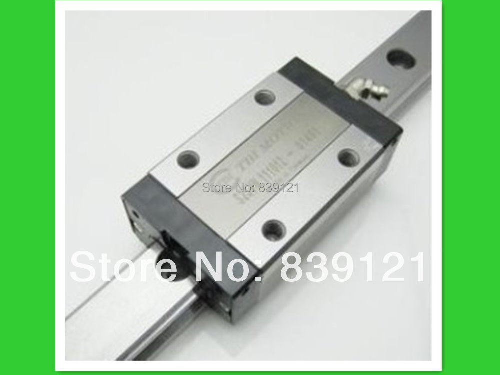 Original TBI linear guideway bearings block TRS25VN<br>