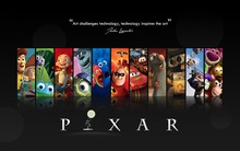 Free shipping,PIXAR Movie,Poster HD HOME WALL Decor Custom ART PRINT Silk Wallpaper unframed -1654