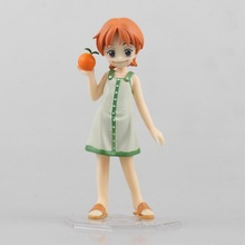 2015 hot sale new 12cm One Piece MH POP MILD childhood Nami action figure toys Wholesale