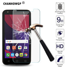 9H Premium Tempered Glass for Alcatel One Touch Pop 4 5051D Pop 4S 5095 on POP 4+ Plus 5056D onetouch LTE Screen protector Capa