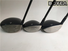 Boyea 12PCS MP900 Full Set Golf Clubs Driver +Fairway Woods + Irons R/S Flex Graphite/Steel Shaft With Head Cover