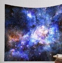 Galaxy Tapestry Space Wall Tapestry for Wall Decoration Fabric Tapestry Hanging Wall Tapestries(China)