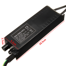 Adjustable Neon Transformer Power Supply 8KV 220V 30mA With Dimmer Neon Ballast EU Plug(China)