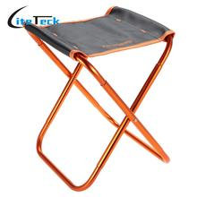 Outdoor Camping Picnic Beach Chair Lightweight Foldable Chair Portable Folding Fishing Chair Seat  Fishing Stool