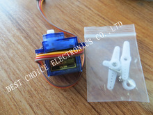 Hot sell 10X SG90 9g Mini Micro Servo for RC for RC 250 450 Helicopter Airplane Car Special promotions