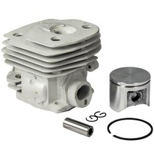 New Max Motosports 47mm Cylinder Piston Rebuild Kit Assembly For Husqvarna 359 357 357XP Chainsaws AE0652