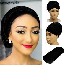 2017Queency Newest African headwrap and scarf, soft African headtie, african turban, women accessories, women clothing HQT02