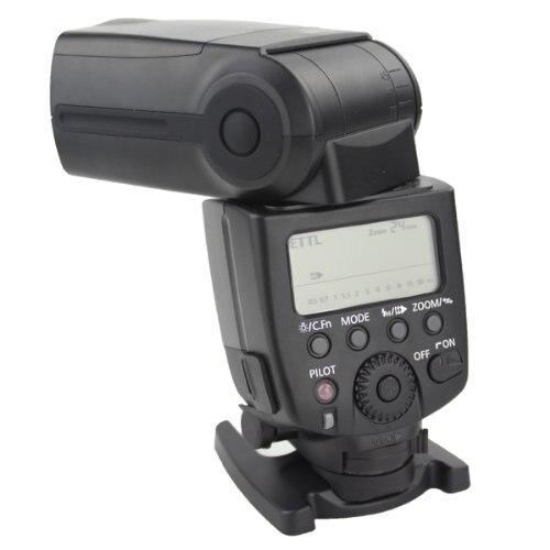 Meike MK-580 E-TTL Flash Speedlite for Canon 580EX II EOS 5D II III 6D 7D 7DII 60D 70D 650D 700D<br><br>Aliexpress
