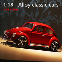 Classic toy car ! 1 : 32 High quality Alloy slide classic cars toy Models, free shipping,The best birthday gift