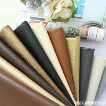 Buulqo 50cm*140cm Nice PU leather Fabric , Faux Leather Fabric for Sewing, PU artificial leather for DIY bag material,