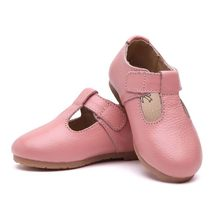 Genuine Leather Quality Children Shoes Girls Shoes Princess Girls Fashion Sneaker Princess Kids Soft Sole Leather Flats
