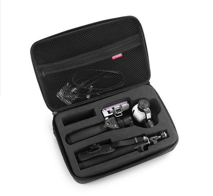 OSMO CASE, MYRIAN Storage EVA Hard Carry Case Bag For DJI OSMO Handheld Gimbal 4K Camera Steady Grip, Battery, Remote, <br><br>Aliexpress