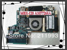 Good Quality for VGN-TX1 Series MBX-120 A1077268A Laptop Motherboard 100% fully tested