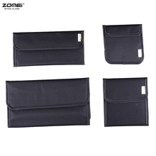 ZOMEI Camera Lens Filter Wallet Case Pockets Filter Bag For Circular Filter Square filter Bracket Pouch UV CPL ND(China)