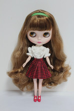 Free Shipping Top discount  DIY  Nude Blyth Doll item NO. 15 Doll  limited gift  special price cheap offer toy