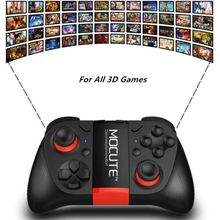 New Wireless Bluetooth Game Controller Gamepad for iPhone Android Mobile PC Android / iOS Mini Portable