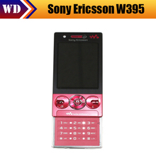 Sony Ericsson W395 Cell Phone Singapore post Free Shipping