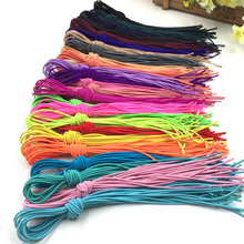 AKWZMLY 10Pcs/lot Summer DIY Elastic Hairband Women Girls High Hair Accessories Hair Tips Jewelry Handband Lady Nylon Hair Ropes