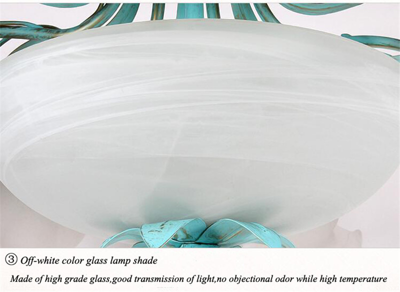 Ceramic ceiling light (21)