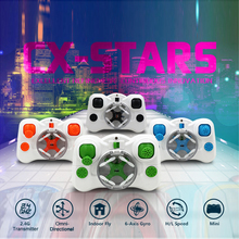 mini smallest rc drone cx-stars Pocket Drone UAV 2.4G 4CH 6-Axis mini stunt helicopter drone 3D rolls RC Micro Quadrocopter gift(China)