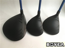 Boyea G30 Wood Set Boyea G30 Golf Woods Golf Clubs Driver + Fairway Woods R/S/SR/X Flex Graphite Shaft With Head Cover