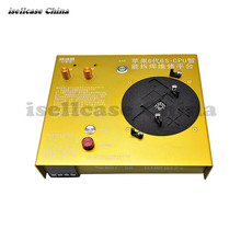 Abrasives for iphone 6 6s plus 6p CPU intelligent welding repair maintenance platform Disassemble chip A8 A9 Thermostatic table