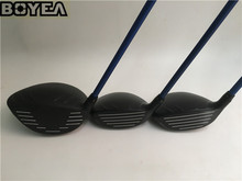 Brand New 12PCS Boyea G30 Golf Complete Set Men Golf Clubs Driver + Fairway Woods + Irons Golf Clubs for Men Ship by DHL
