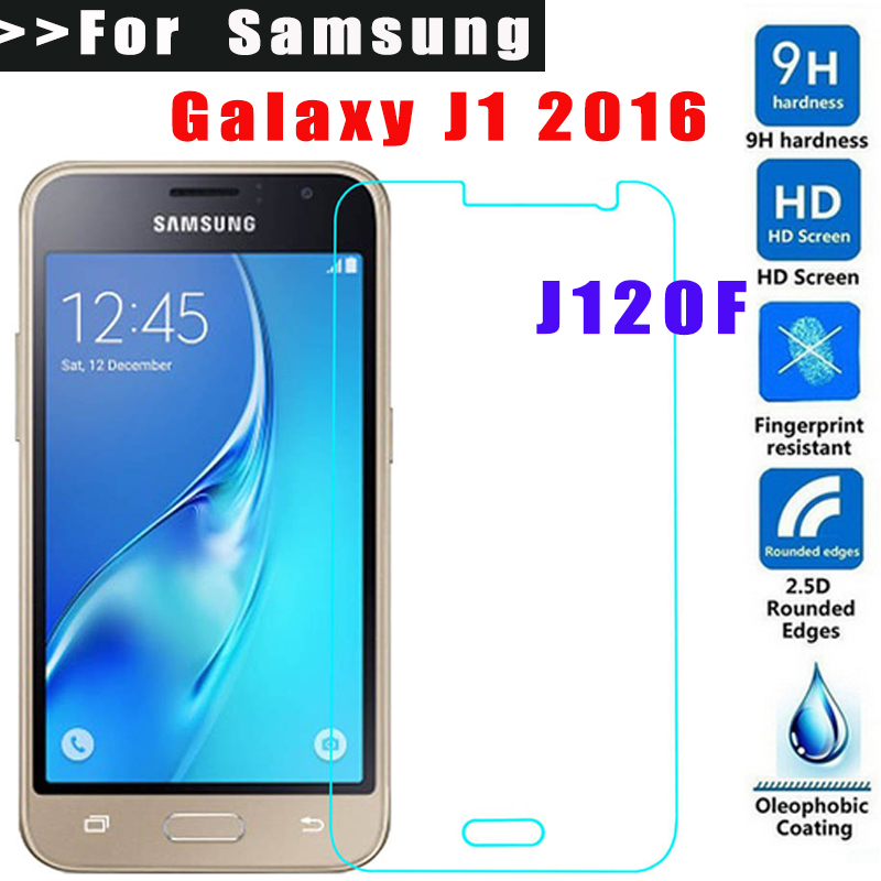 MLLSE-9H-HD-Tempered-Glass-For-Samsung-Galaxy-J1-2016-J120F-Screen-Protector-for-samsung-j1