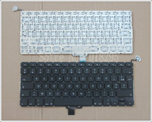 New French Laptop Keyboard 2009-2012 For Apple Macbook Pro A1278 MC700 MC724 MD313 MD314 FR  Keyboard Replacement