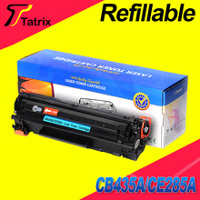 CE285A For HP 285A Refillable Toner Cartridge Compatible For HP LaserJet P1100/P1102/P1102W/M1132/M1210/M1212nf/M1214nfh