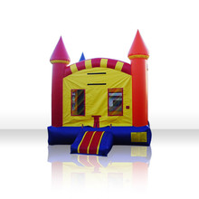 Free Shiping Bouncer House Inflatable Bouncer Castle Kids Bouncy Castle Bouncer Inflatable For Kids Castle Toy(China)