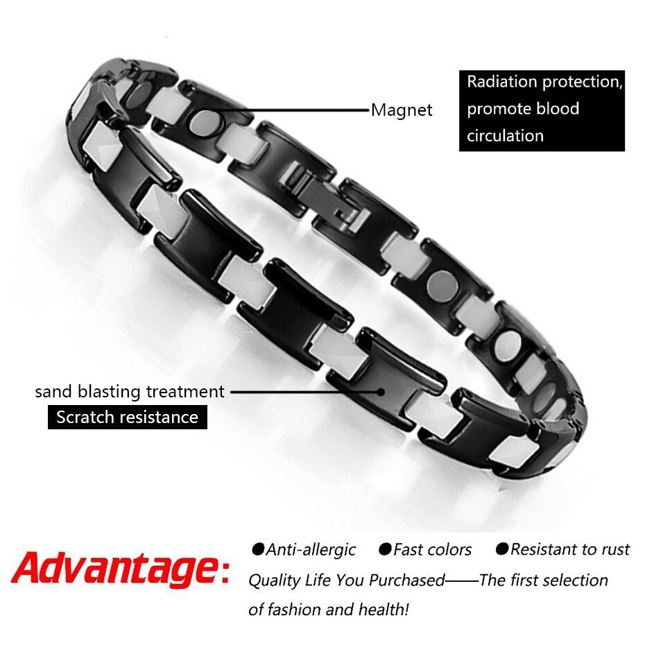 Ceramic Hematite Bracelet Bangle ORB-216-1