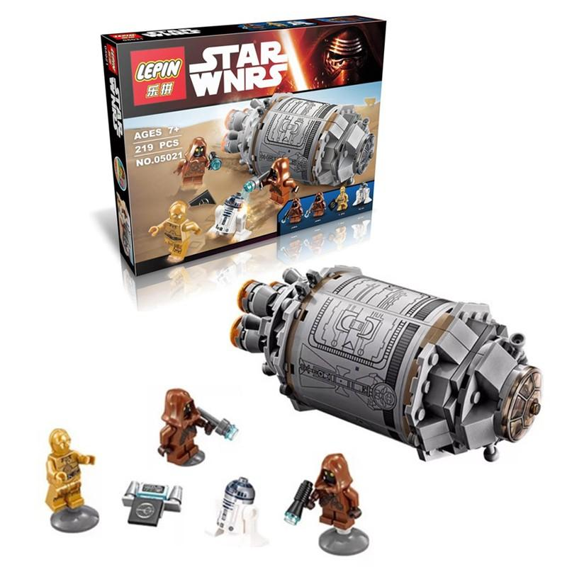 Star Wars Droid Escape Pod 75136  building Blocks Set Bricks Toys The Force Awakens Toy Compatible with<br><br>Aliexpress