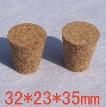32*23*35mm Red Wine Glass Bottle Cork Stopper Free shipping