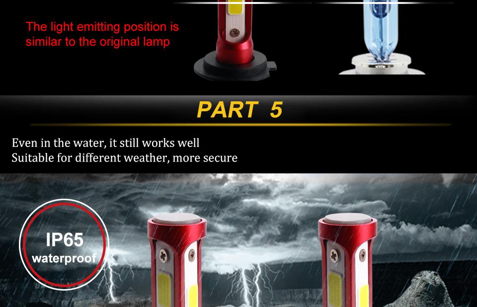 car lamp led cob bulb light  (9)