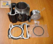 70mm Cylinder piston ring set for Scooter LINHAI 170mm VOG 257 260 EcoPower 260 Aeolus 260 Xingyue GSMOON XY260T Majesty YP250(China)
