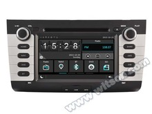 "7"" Capacitive Touch Screen Special Car DVD for Suzuki Swift 2004-2010 with Tire Pressure Monitoring System Support"