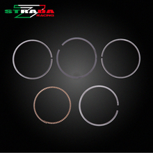 Engine Cylinder Part Piston Rings Kits For HONDA CB-1 CBR400 NC23 NC29 CB400 1992-1998 VFR400 NC30 Motorcycle Accessories