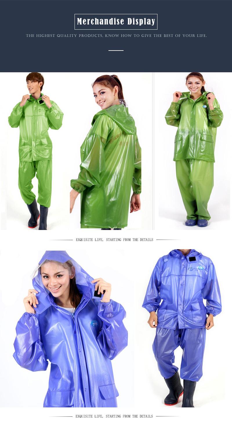 Raincoats  (2)